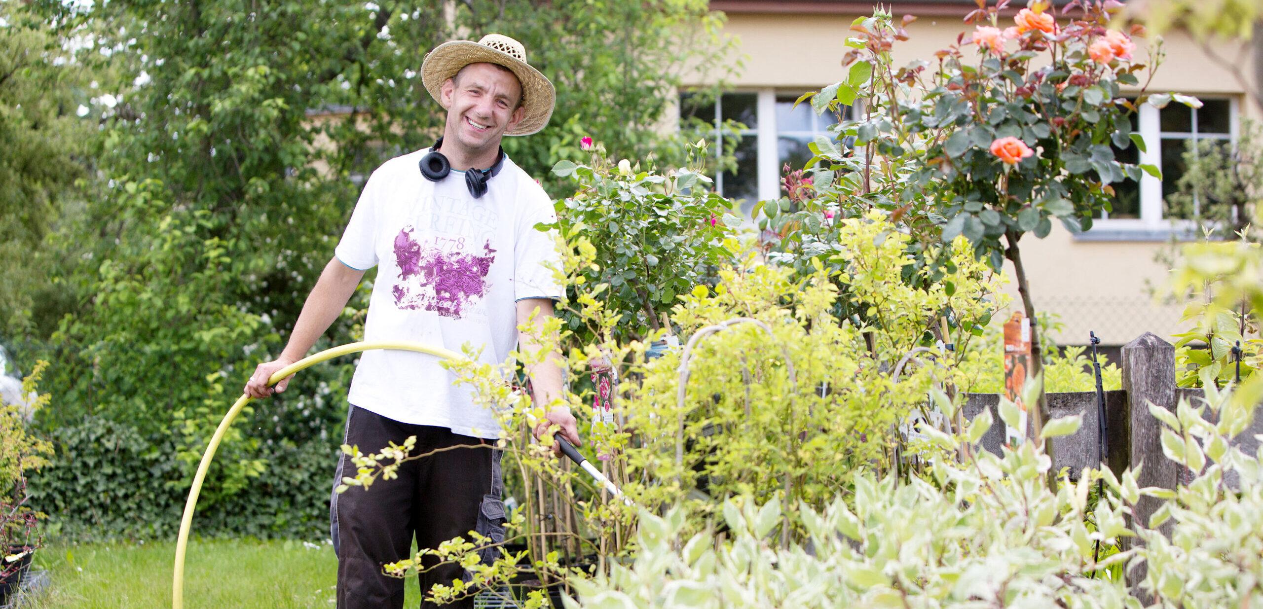 Florist bei der Arbeit_2