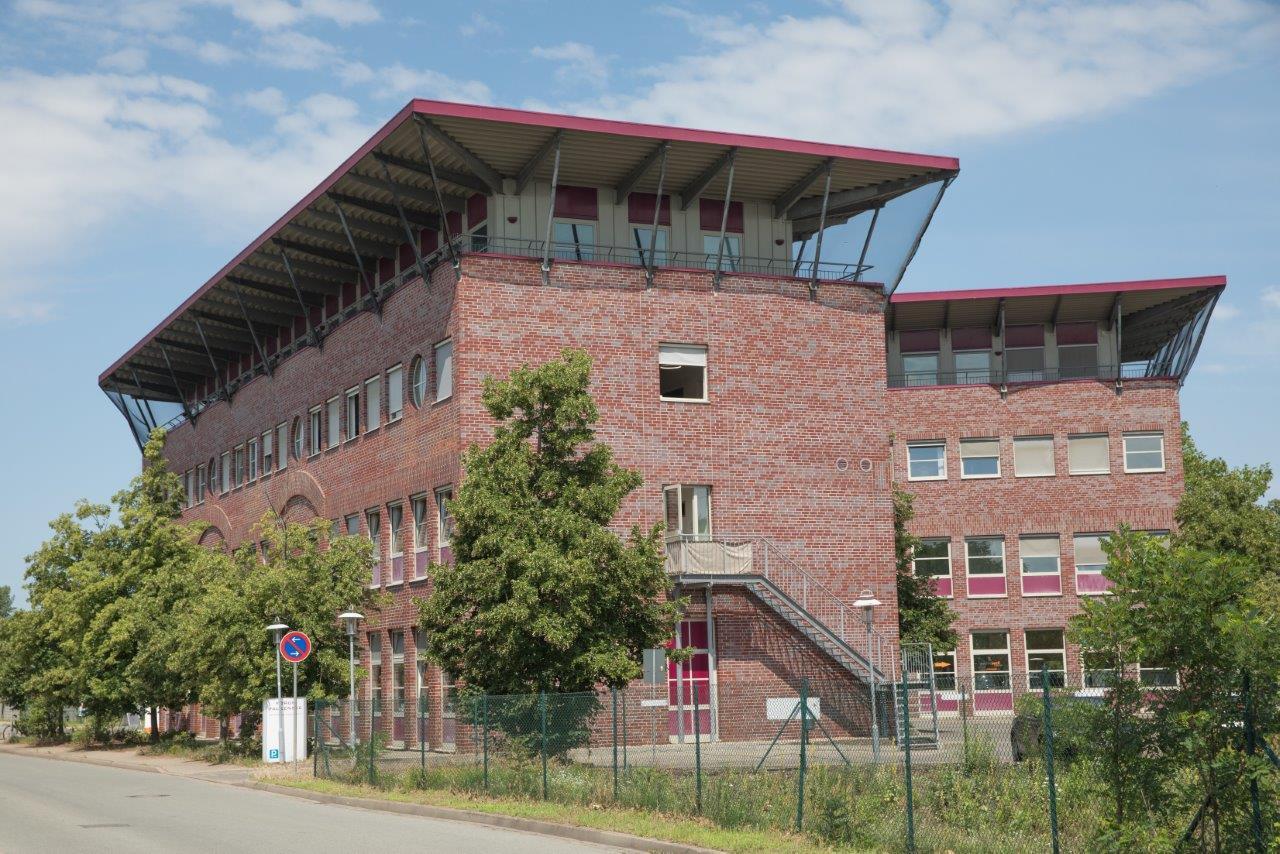 Gebäude, in dem sich die Beratungsstelle Betriebliche Inklusion Havelland befindet